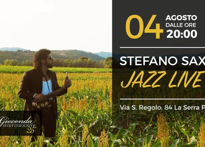 StefanoSax – Jazz Live